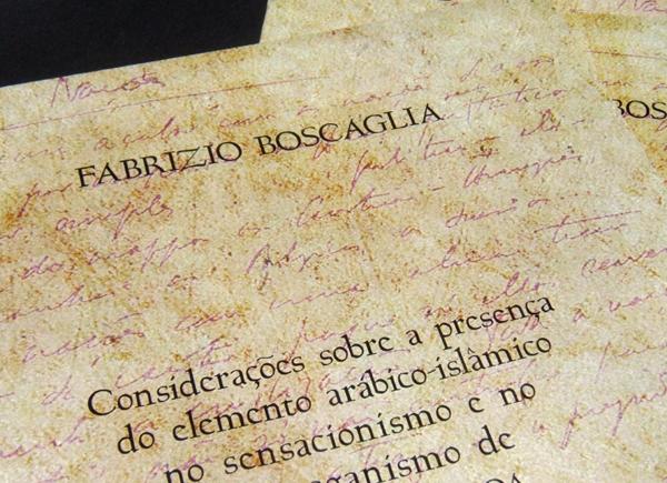 Livro sobre Fernando Pessoa e cultura arábico-islâmica