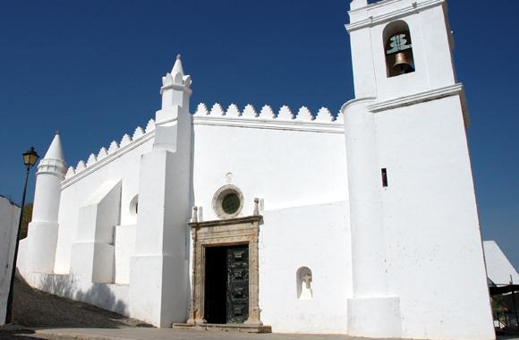 igreja matriz mertola