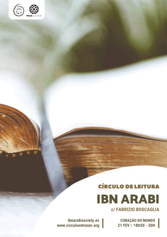 IbnArabi-FEV-Cartaz
